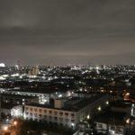 浦安市からの眺め